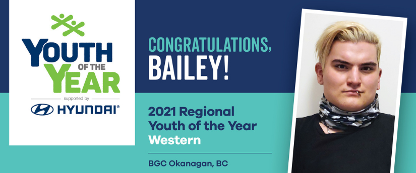 Kelowna individual named Regional Youth of the Year by BGC Canada