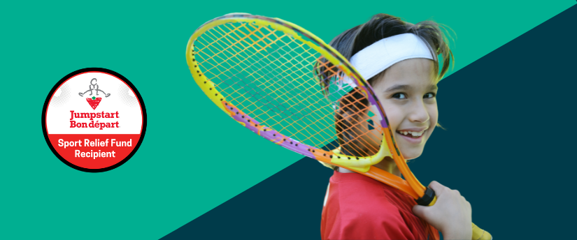 Jumpstart Sport Relief Fund assists BGC Okanagan golf and racquet sport camps