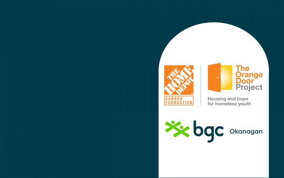 Okanagan Home Depot stores launch Orange Door Project fundraising campaign to combat youth homelessness