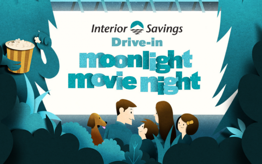 Interior Savings Moonlight Movie Drive-in Tour Coming to Penticton