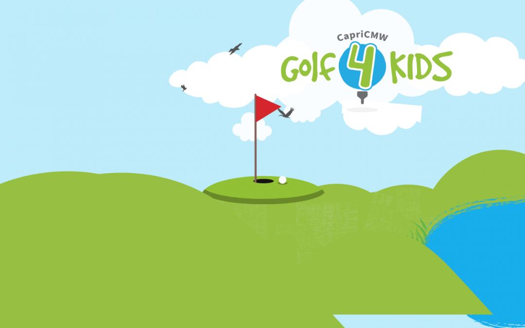 CapriCMW Golf4Kids Day a success